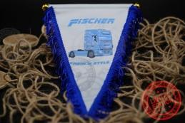 Blue Daf Flag - Transports Fischer
