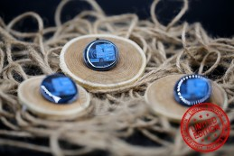 Blue Daf Pins - Transports Fischer