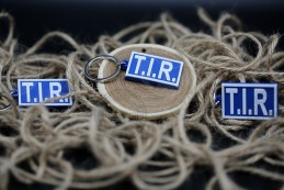 Porte clés - T.I.R.