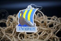 Désodorisant Sweden Drakkar