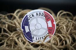 Désodorisant Truck Addict® - France