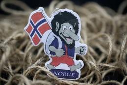 Désodorisant Troll Norvège