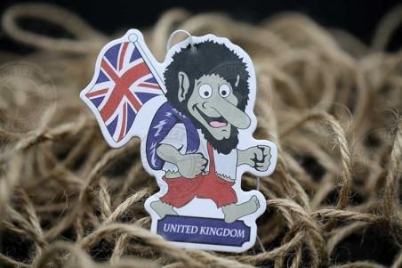 Désodorisant Troll Royaume-Unis