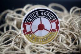 Désodorisant Truck Addict® - Allemagne