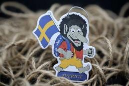 Désodorisant Troll Suède