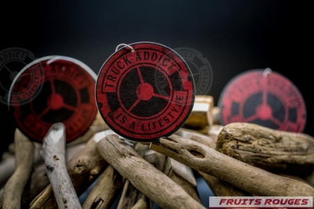 Désodorisant Truck Addict® - Fruits Rouges