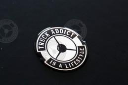 Truck Addict® - 3D Noir