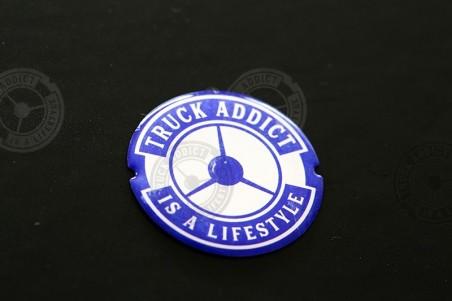 Truck Addict® - 3D Bleu Fonce