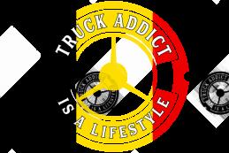 Pack 5 produits - Truck Addict Belgique