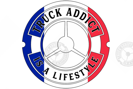 Pack 5 produits - Truck Addict France