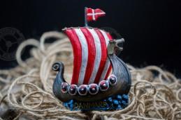 Viking drakkar - Danmark
