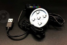 USB - Support lumineux Poppy