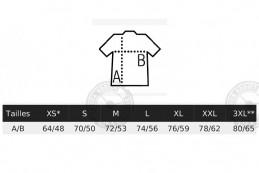 T-shirt Homme Modern Trucker - Blanc