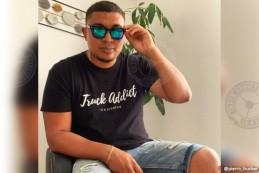 T-shirt Homme Modern Trucker - Noir